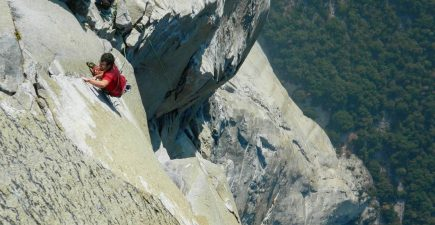 New speed climbing record set on El Capitan | ActionHub