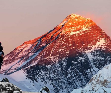 Ambitious two year project aims to re-measure Mount Everest | ActionHub