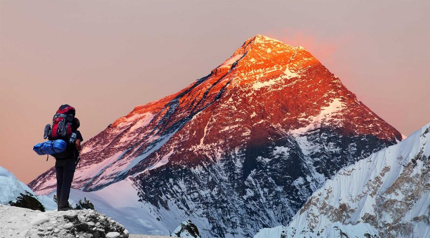 Ambitious two year project aims to re-measure Mount Everest   ActionHub