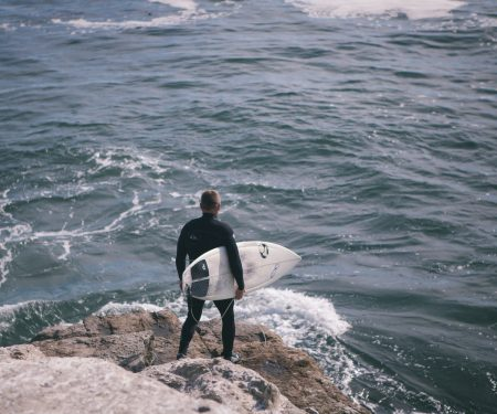 How to prepare for cold-water surfing | ActionHub