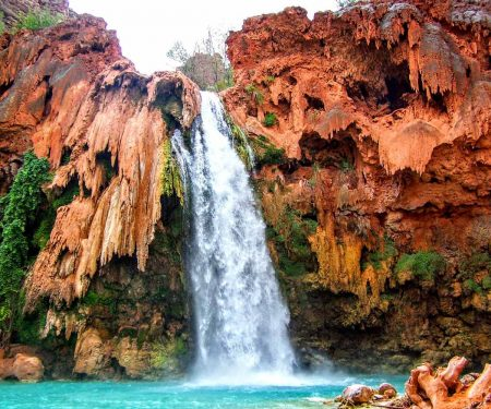 Planning your backpacking trip to Havasu Falls | ActionHub