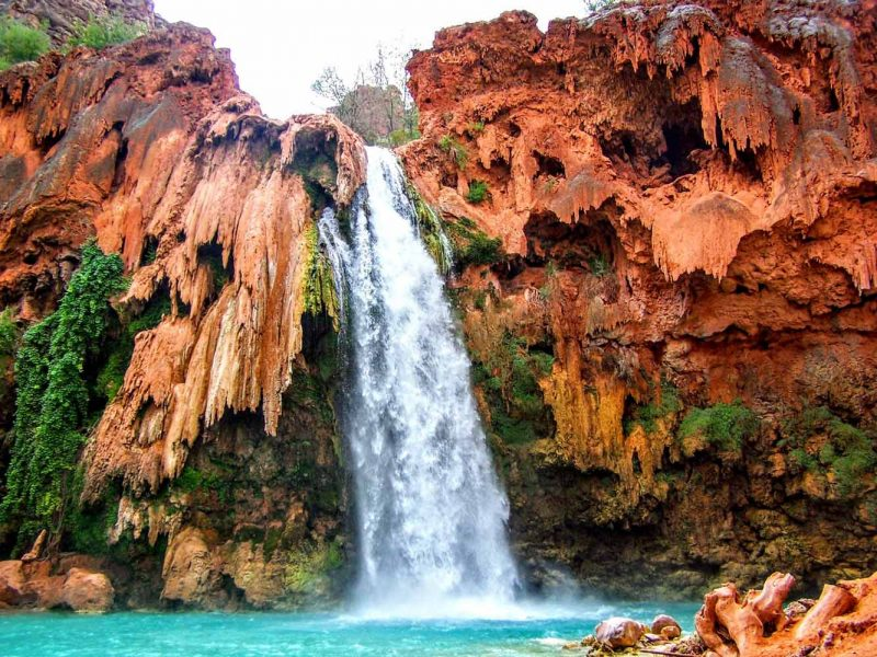 Planning your backpacking trip to Havasu Falls | ActionHub