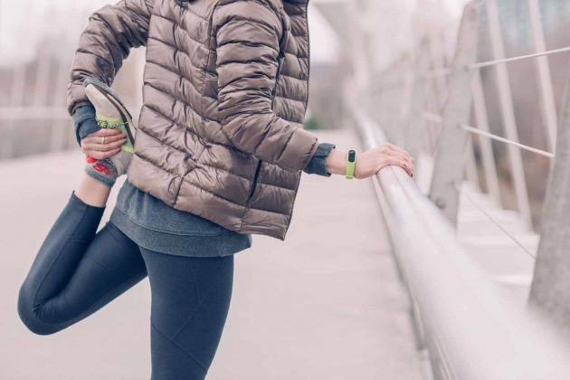 How to stay warm and safe running in the cold | ActionHub