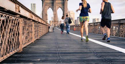 3 surprising benefits of having a running partner   ActionHub