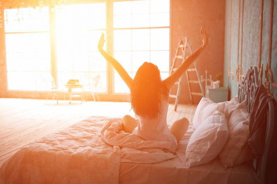 10 strategies for getting up earlier (and how to enjoy it) | ActionHub
