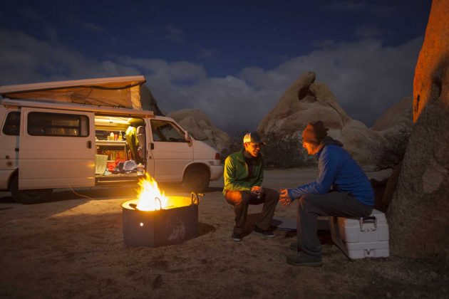 Camper vans for the avid outdoor enthusiast   ActionHub