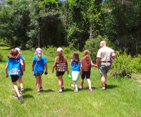 Important outdoor skills we can learn from girl scouting | ActionHub