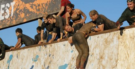 """Tough Mudder has opened """"The Vault"""" for 2018 