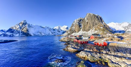 5 reasons to fall in love with the Lofoten Islands