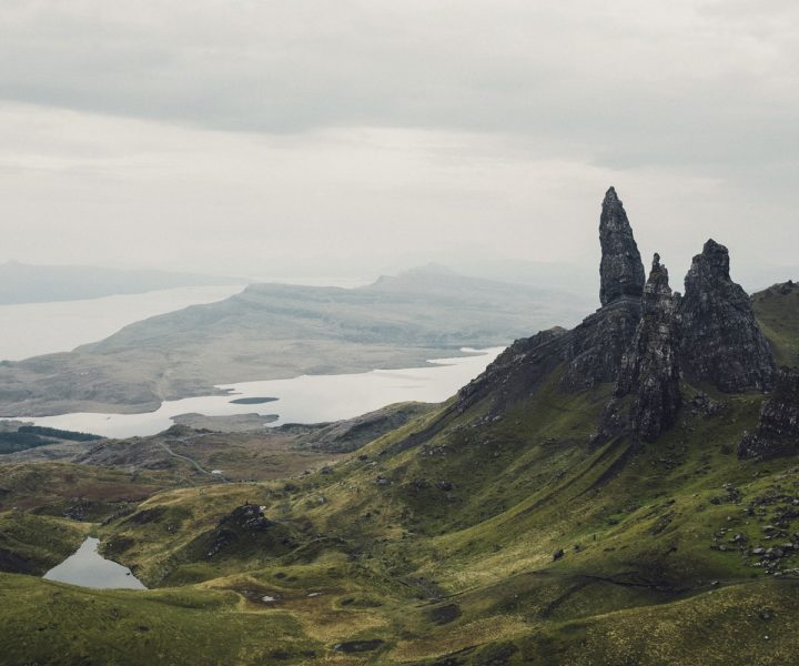A guide to hiking the Old Man of Storr in Scotland | ActionHub