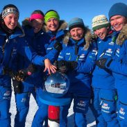 All-female team of six cross Antarctica on foot   ActionHub
