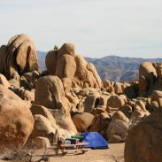 Camping in the desert: Important tips and tricks | ActionHub