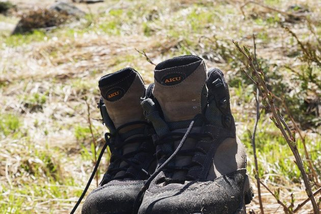 How to keep your hiking boots in good condition | ActionHub