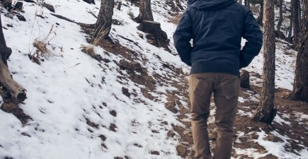 How to tackle cold-weather hiking with a sensible clothing strategy | ActionHub