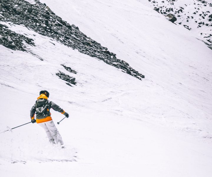 Ski rockers and cambers, explained   ActionHub