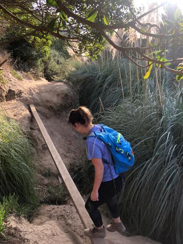 Ho Chi Minh Trail in La Jolla, California   ActionHub