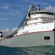 great lakes freighter cruise