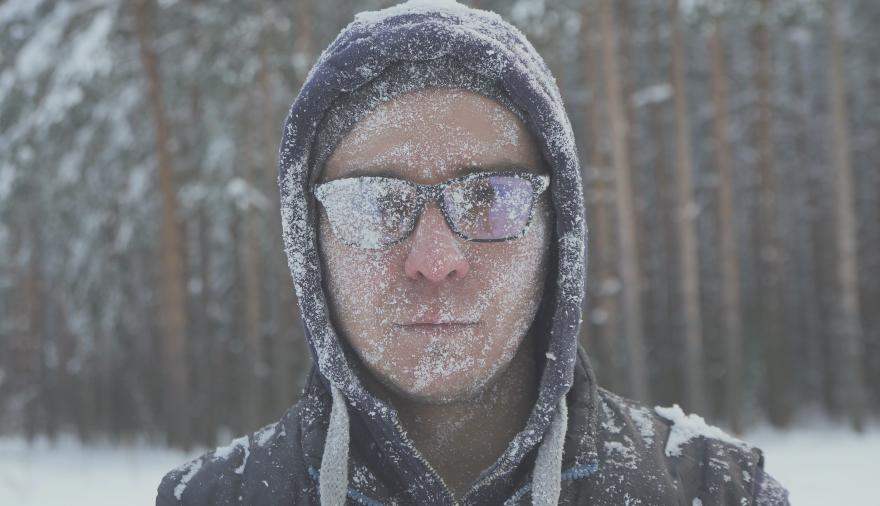 coldest states