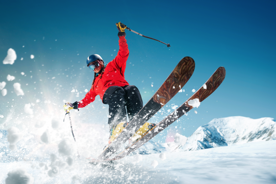 Ways to Become a Better Skier