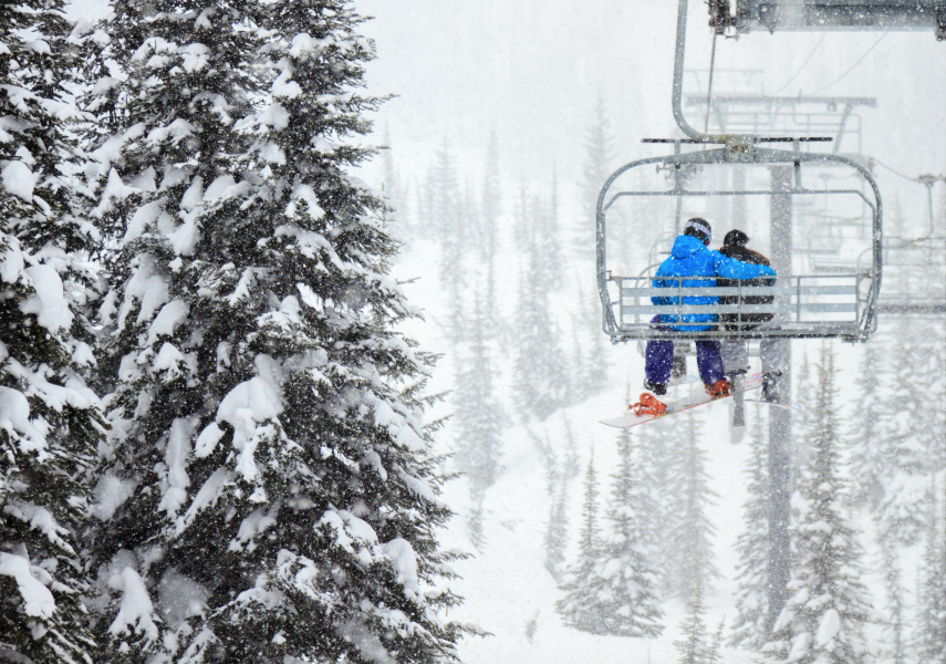 Chairlift tips