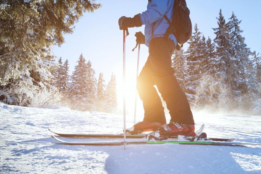 Easiest Winter Sports