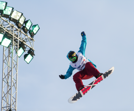 snowboarding events