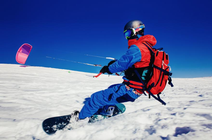 ski kitting