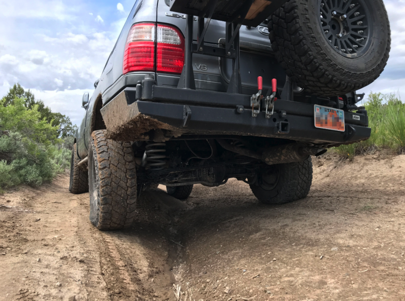 airing down tires 1