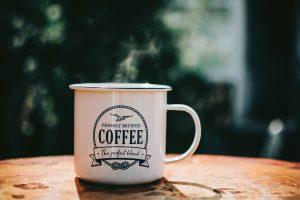 coffee mug caffeine