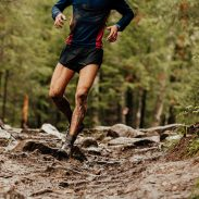 trail running mud