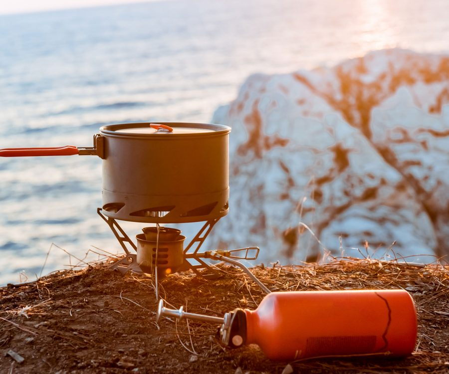 liquid fuel stove