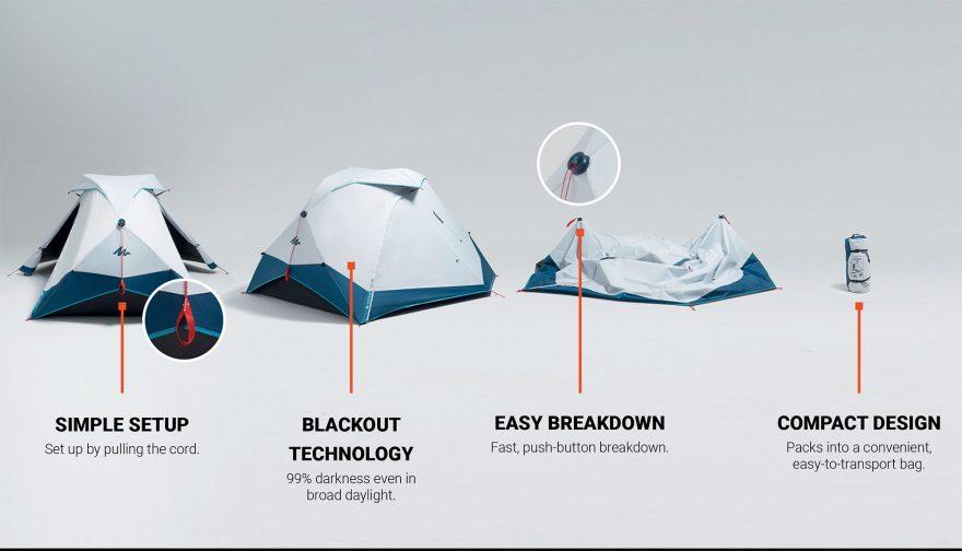 Decathlon-2-Second-Easy-Tent