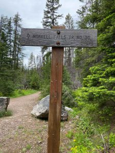 Morell-Falls-Trailhead-Sign