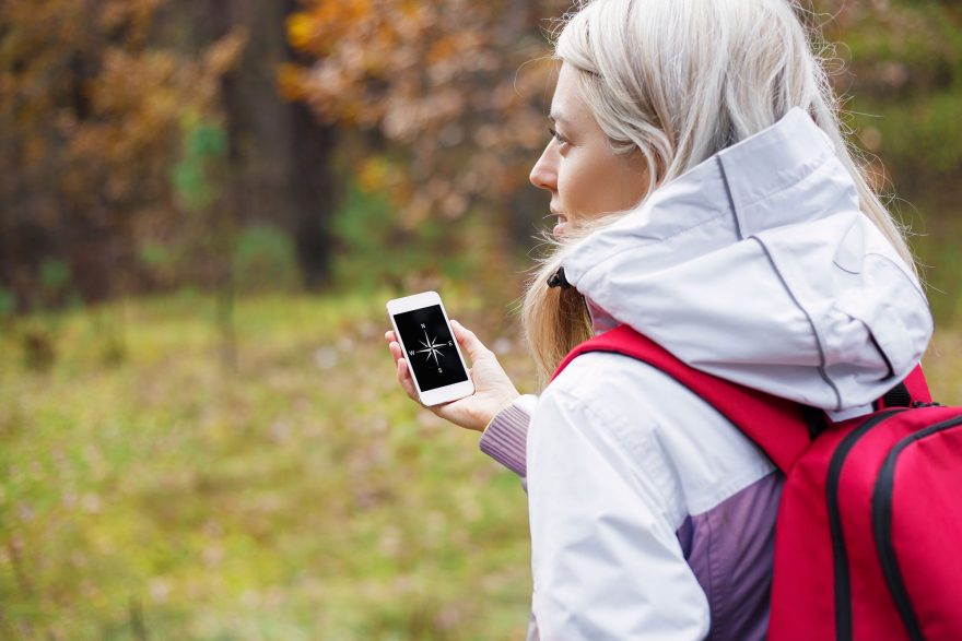 best smartphone compass apps