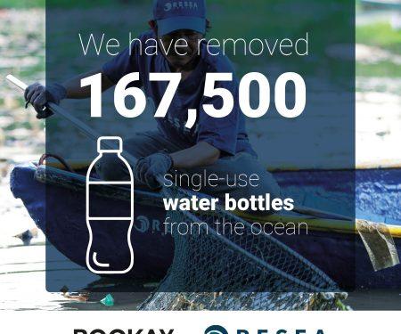 Rockay Plastic Removal - bottles