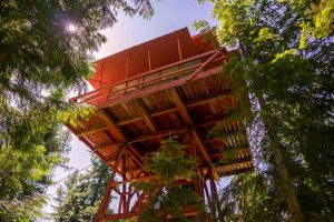 idaho lookout tower