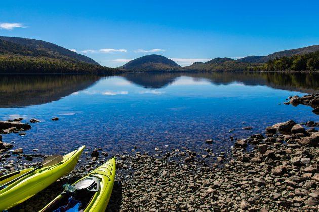 acadia-national-park-kayaking