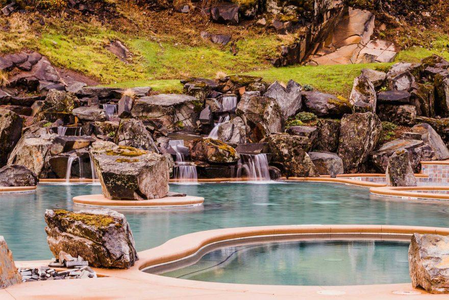Quinn's Hot Springs Resort