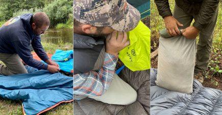 best-camping-sleep-system
