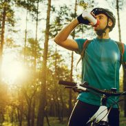 mountain-biker-water-additives