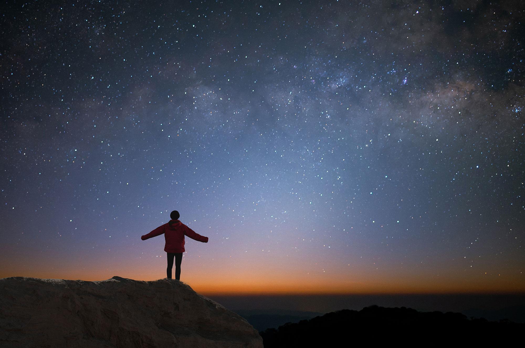 best night hiking destination